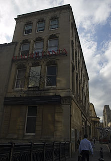 Mauretania Public House City of Bristol, BS1