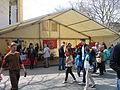 1. Mai 2013 in Hannover. Gute Arbeit. Sichere Rente. Soziales Europa. Umzug vom Freizeitheim Linden zum Klagesmarkt. Menschen und Aktivitäten (211).jpg