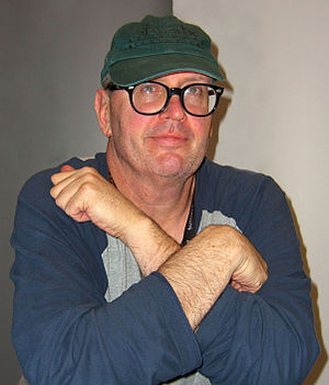 Geof Darrow - Darrow at the 2011 New York Comic Con.