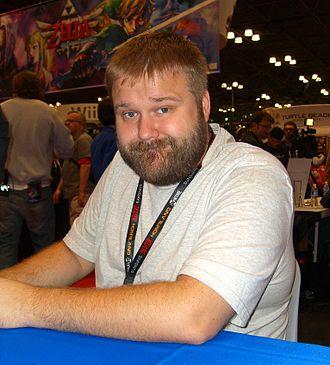 Robert Kirkman - Kirkman at the 2011 New York Comic Con