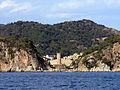 100 Tossa de Mar, cala i torre des Codolar.JPG