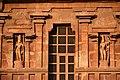 1010 CE Brihadishwara Shiva Temple, dvarapalas, built by Rajaraja I, Thanjavur Tamil Nadu India (2).jpg