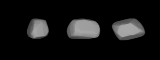 1188 Gothlandia - Lightcurve-based 3D-model of Gothlandia