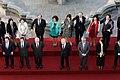 11 Marzo 2018, Pdta. Bachelet y Ministros participan de foto oficial previo al cambio de mando. (26876844158).jpg
