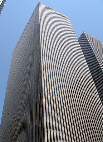 News Corp - Headquarters of News Corp in Manhattan, New York