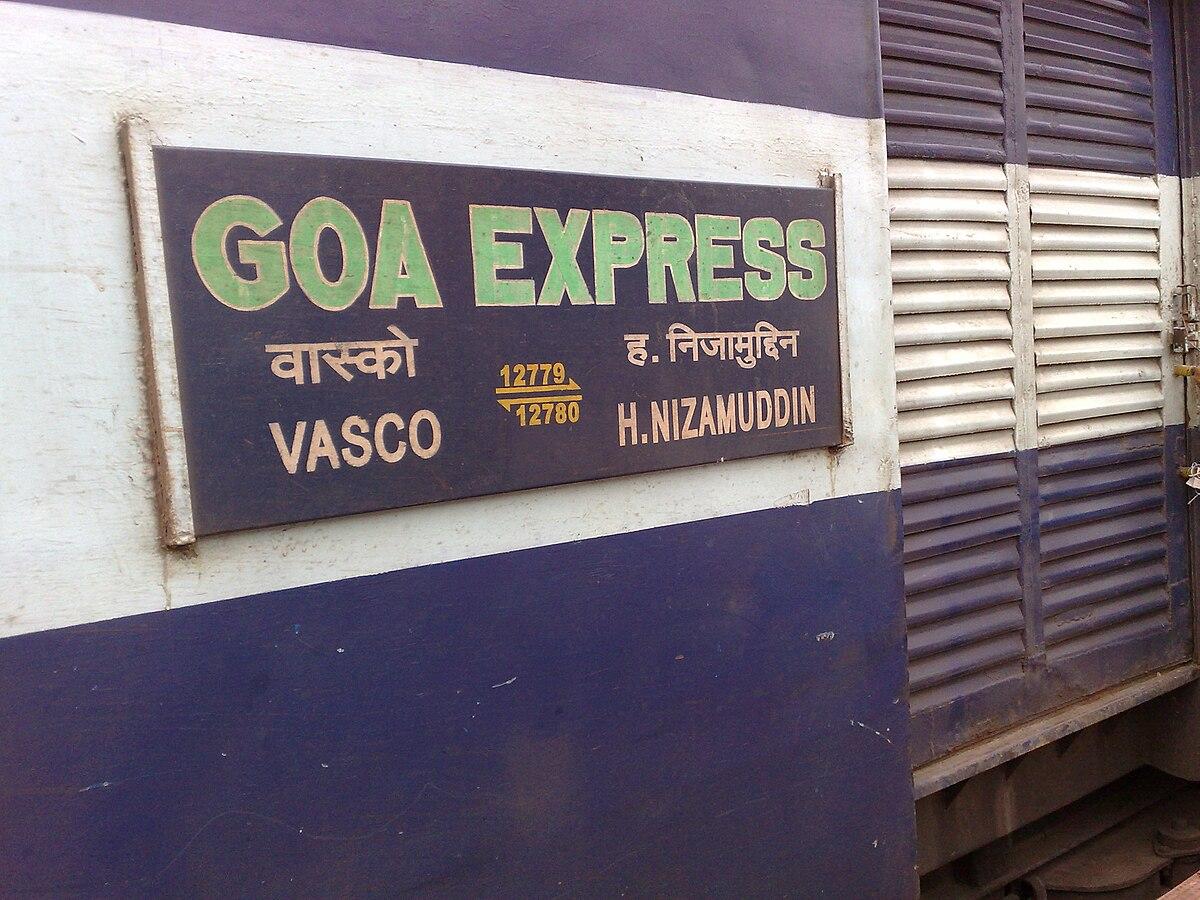goa express