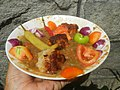 1393Mung bean soup and siomai in bilimbi, tomatoes, chili and onions 05.jpg