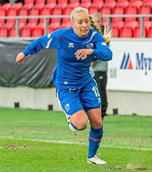 Elísa Viðarsdóttir