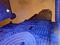 146 Catedral, portal de Sant Iu, i palau del Lloctinent, durant el festival Llum BCN.JPG