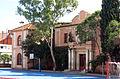 147 Escoles Salvador Lluch (Gavà), edifici sud, vist del del c. Montserrat.JPG