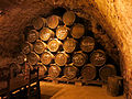 167 Castell de Montsonís, celler.JPG