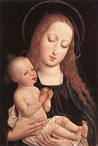 16th-century unknown painters - Virgin and Child - WGA23600.jpg