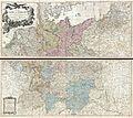 1794 Delarochette Wall Map of the Empire of Germany - Geographicus - Germany-delarochette-1794.jpg