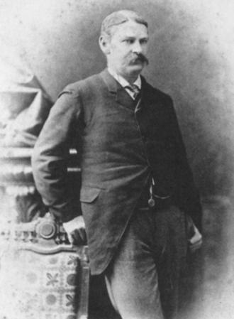 Robert Swain Peabody - Portrait of Robert S. Peabody, 1880