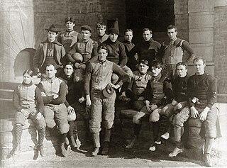 1896 Michigan Wolverines football team football team of the University of Michigan during the 1896 season