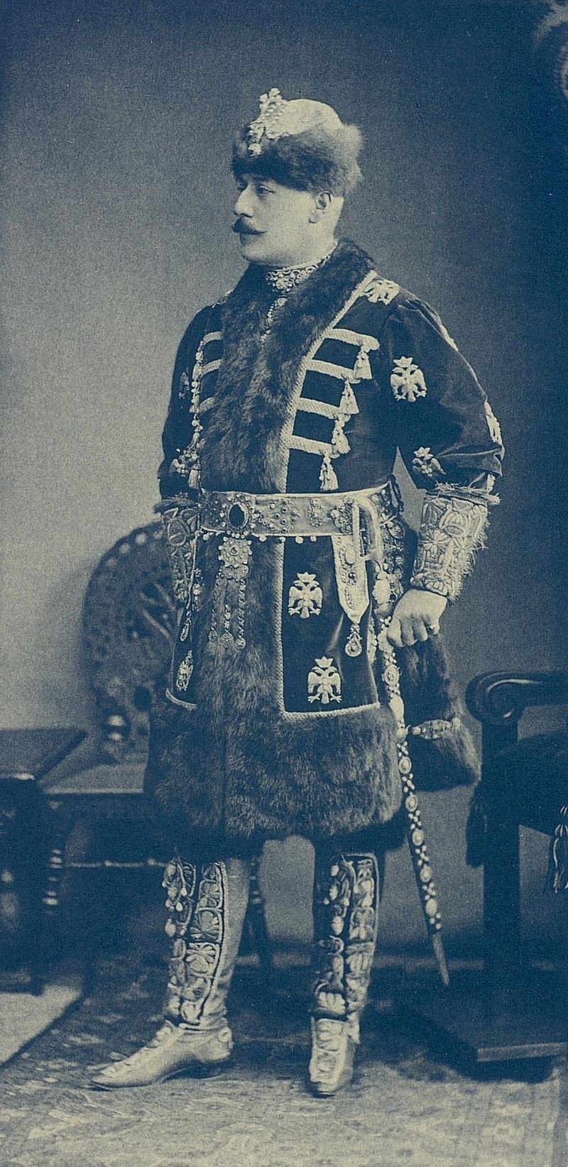 Бал 1903 года - Павел Влад.  Родзянко.jpg