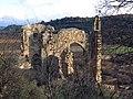 190 Ruïnes del monestir de Vallsanta (Guimerà), angle nord-oest.jpg