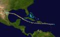 1910 Atlantic hurricane 3 track.png