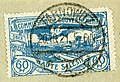 1921 UpperSilesia 60Pfg Tarnowitz Tarnowskie Góry Poland.jpg