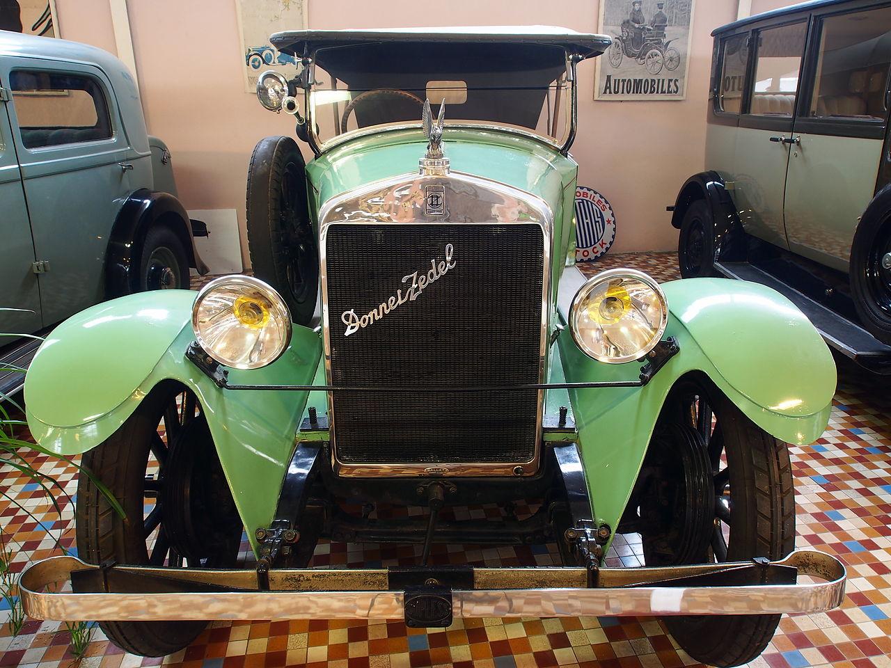 file 1925 donnet zedel c16 4 cyl 11cv tourer at the mus e automobile de vend e pic 6 jpg. Black Bedroom Furniture Sets. Home Design Ideas