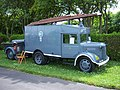1943 Austin K2 (GXH 864) auxilliary towing vehicle, 2012 HCVS Tyne-Tees Run.jpg