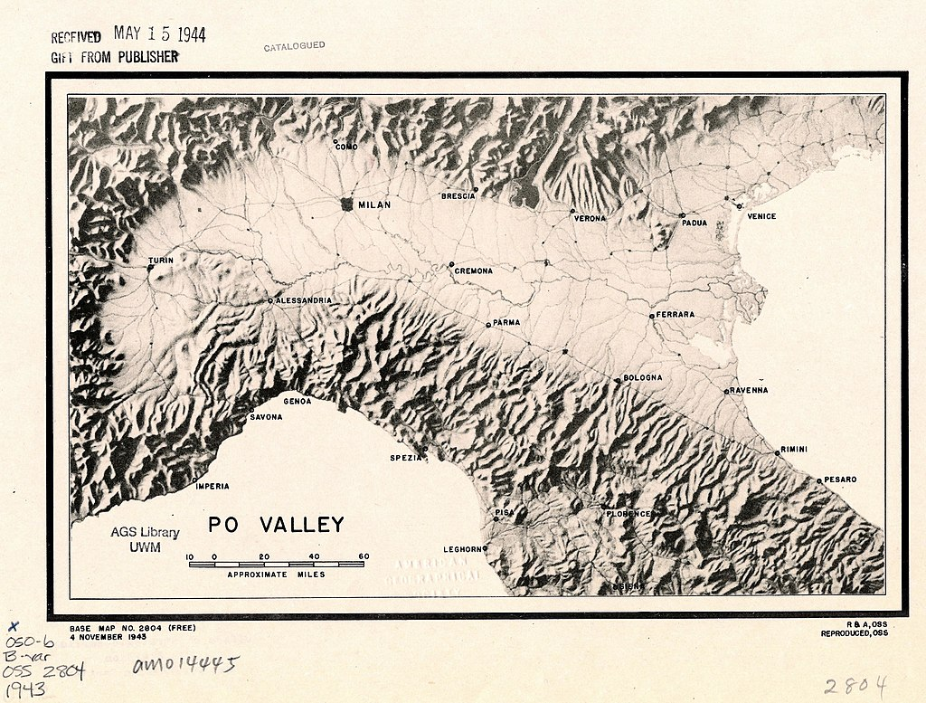 1943 Po Valley Terrain (30249098183)