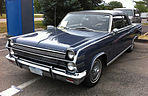 1966 AMC Ambassador 990 4-sp convertible AACA Iowa b.jpg