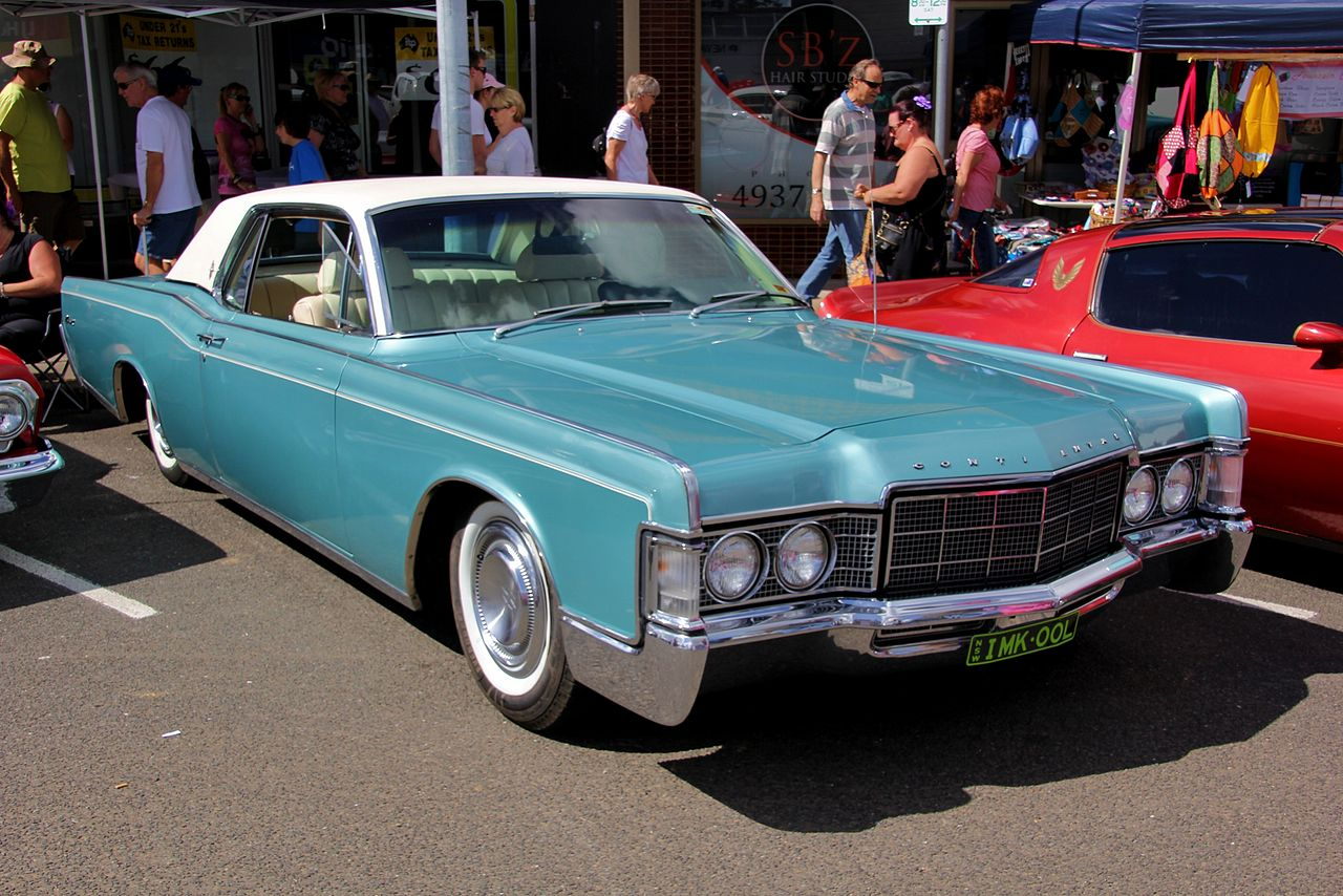 Lincoln Continental   Wikiwand