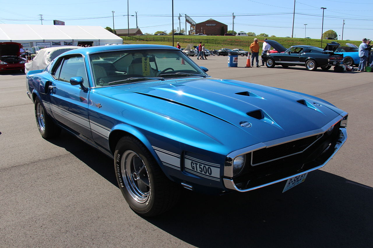 How Many Gt500 Were Made In 2014 Autos Post