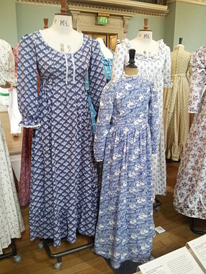 Dress - Image: 1970s Laura Ashley dresses 05