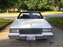 Cadillac de Ville series - Wikipedia
