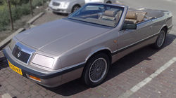 Chrysler LeBaron Convertible (1986–1993)