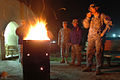 1st Air Cavalry Brigade honors departing officer with smoker DVIDS34714.jpg