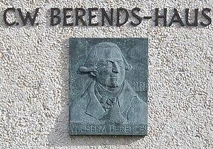 Carl August Wilhelm Berends