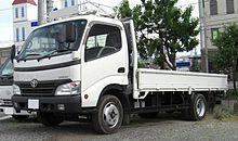 toyota dyna small truck