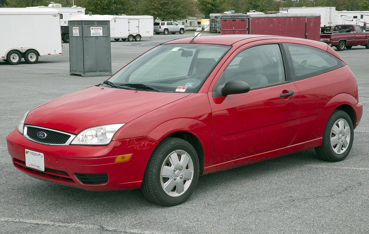 Ford Focus First Generation Wikiwand