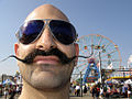 2007 Keith Haubrich at Coney Island.jpg