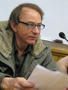 Houellebecq in 2008