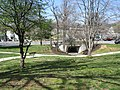 2008 04 02 - Greenbelt - Centerway pedestrian path 3.JPG