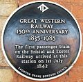 2008 at Taunton station - GW150 plaque.jpg