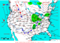 2009-02-21 Surface Weather Map NOAA.png