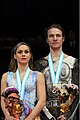 2009 GPF Seniors Dance - Nathalie PECHALAT - Fabian BOURZAT - Bronze Medal - 2148a.jpg