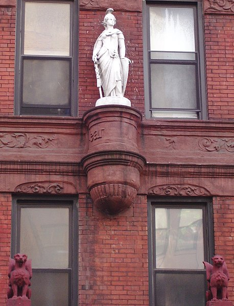 File:200 West 14th Street decoration.jpg