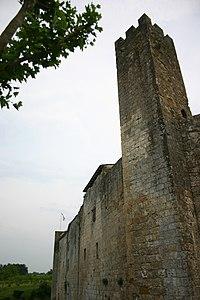 20100702 Larressingle city wall 04.JPG
