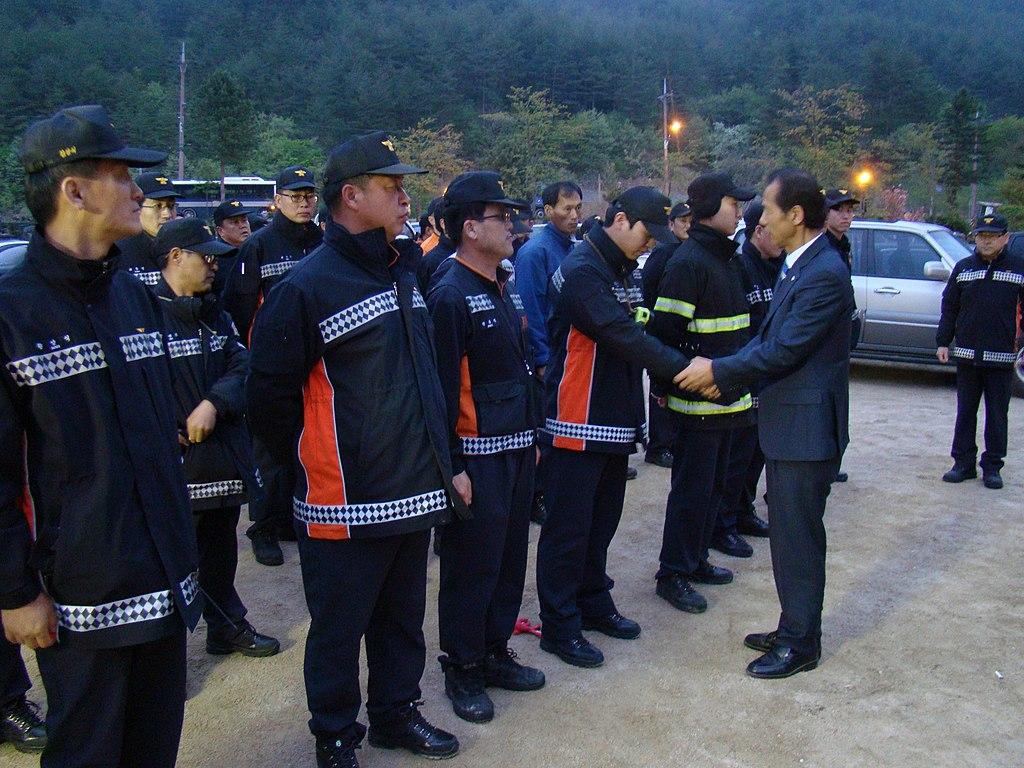 2011년 5월 5일 산림청 헬기 강릉 소금강 추락 사고 DSC00902