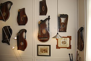 Zither Class of stringed musical instruments