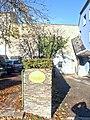 2012.11.08 - Waidhofen an der Ybbs - Stadtmauerabschnitt Hoher Markt 7 - 01.jpg