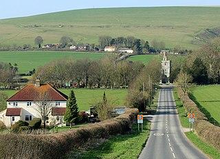 Kingston Deverill village and civil parish in Wiltshire, England