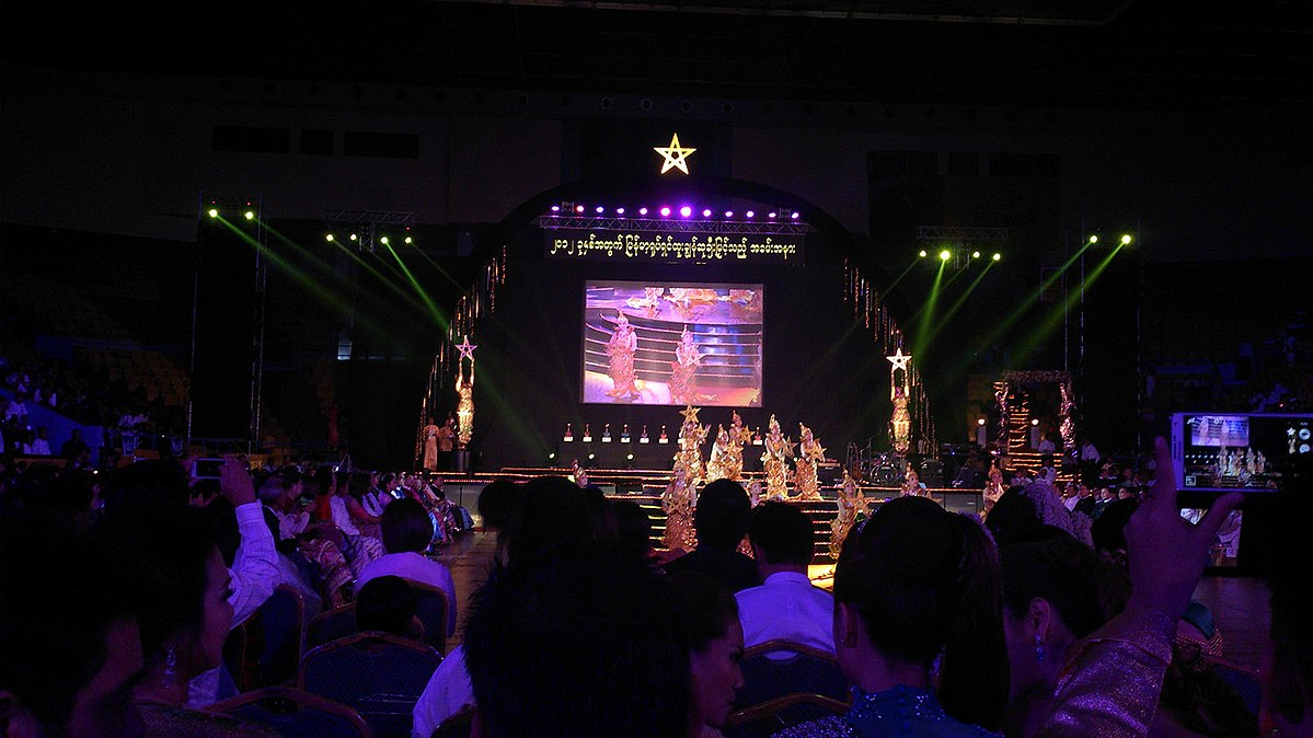 Myanmar Motion Picture Academy Awards - Wikipedia