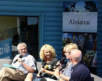 Almanac (TV series) - Almanac being recorded at the Minnesota State Fair.